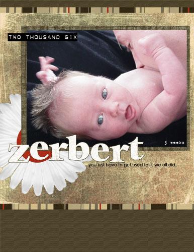 Zerbert
